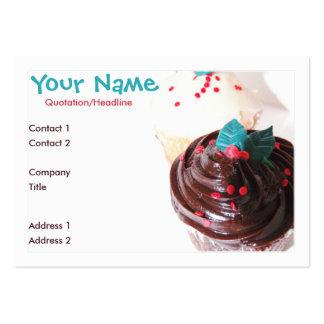 Cupcakes BiG Business Card
