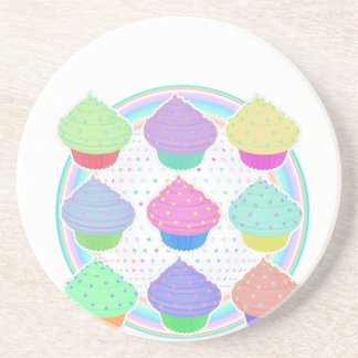 Cupcakes Coaster
