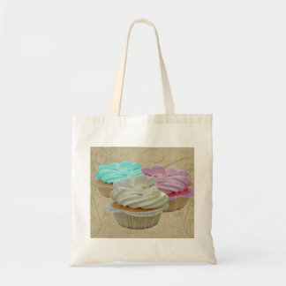 Cupcakes Grunge Bags