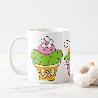 Cupcakes Hand Drawn Coffee Mug