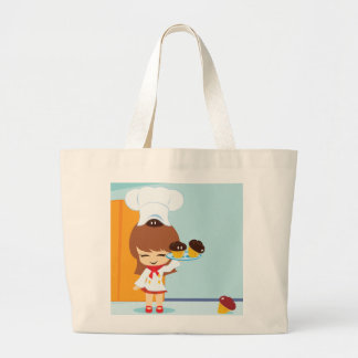 Cupcakes Jumbo Tote Bag