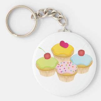 Cupcakes Keychain