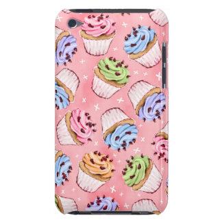Cupcakes & Kisses iPod Touch 4th Gen Case iPod Case-Mate Case
