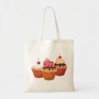 Cupcakes tote bag