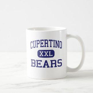 Cupertino - Bears - Junior - Sunnyvale California Coffee Mug