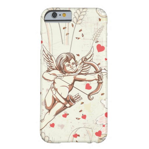 Cupid Bow and Arrow iPhone 6 Case