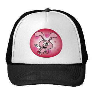Cupid Bunny Cap