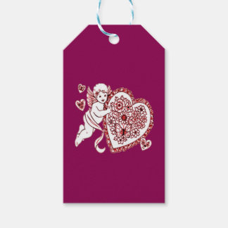 Cupid Gift Tags