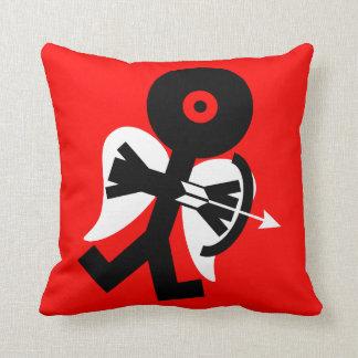 Cupid Icon Art Cushion