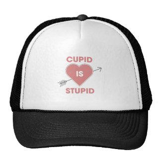 Cupid Is Stupid Cap