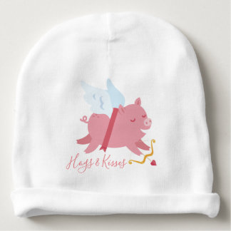 Cupid Pig Hogs and Kisses Beanie Baby Beanie