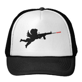 cupid shooting cap