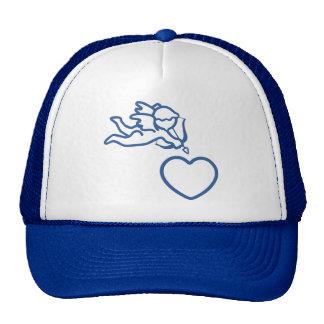 Cupid Strikes custom bag – choose style, color Cap