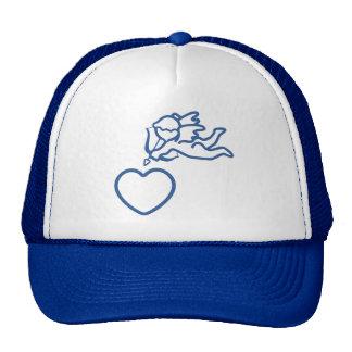 Cupid Strikes custom hat