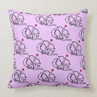 Cupid - taken cushion
