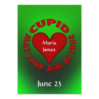 Cupid Wedding Invitation