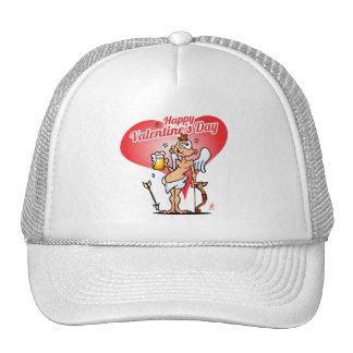 Cupid with a beer cap