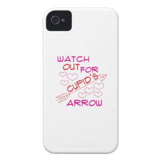 Cupid's Arrow iPhone 4 Covers