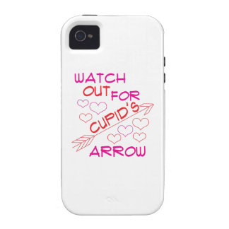 Cupid's Arrow Vibe iPhone 4 Cover
