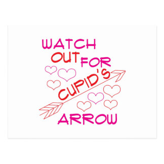 Cupid's Arrow Postcard
