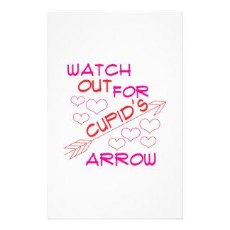 Cupid's Arrow Stationery