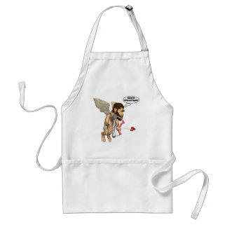 Cupid's Arrow T-shirts and Gifts Adult Apron