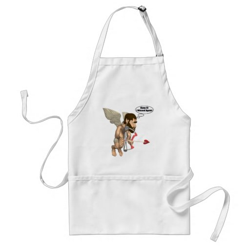 Cupid's Arrow T-shirts and Gifts Aprons