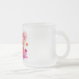 Cupid's Masterpiece Valentine Mugs