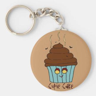 Cupie Cake Keychain