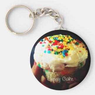 Cuppy Cake KeyChain