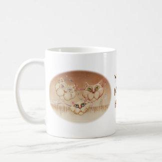Cups, Mugs - Tabby Road OVAL