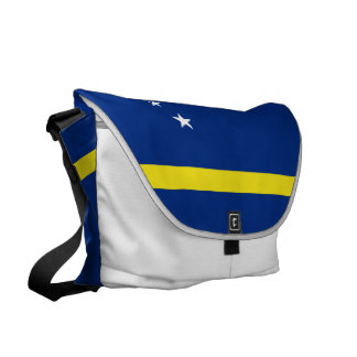 Curacao Flag Commuter Bags