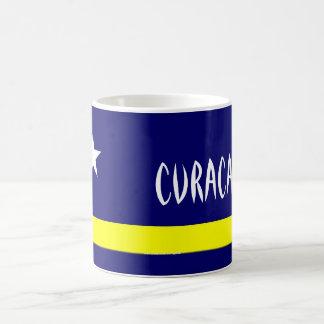 Curacao flag mug