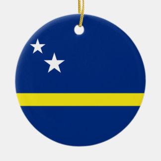 Curacao Flag Ornament