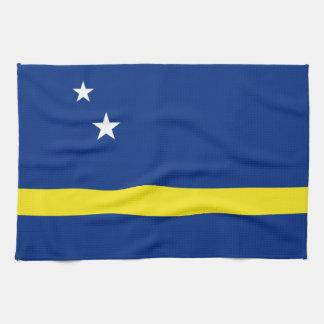 Curacao Flag Tea Towel