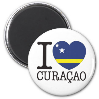 Curacao Love v2 Magnet