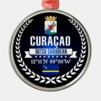 Curaçao Metal Ornament