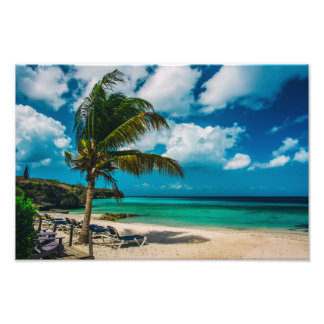 Curacao, Playa Porto Marie Photo Print