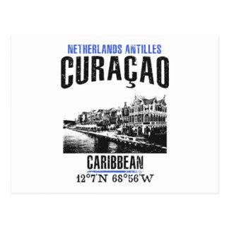 Curaçao Postcard