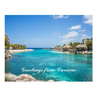 Curacao Postcard