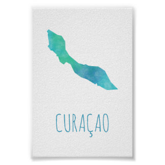 Curacao Poster