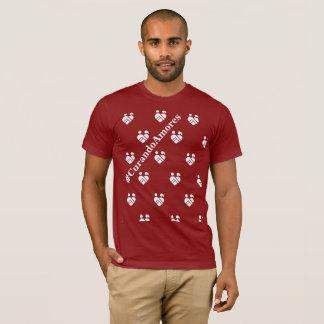 #CurandoAmores Summer 2017 T-Shirt