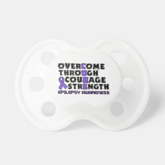 CURE...Epilepsy Baby Pacifiers