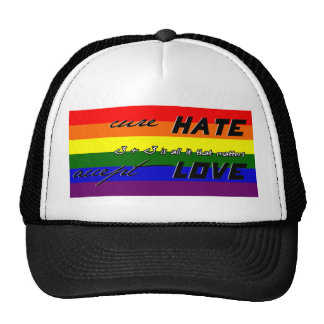 Cure Hate Hats