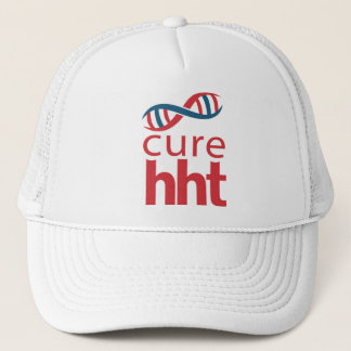 Cure HHT Trucker Hat
