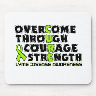 CURE...Lyme Mouse Pad