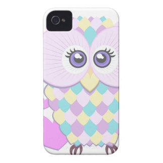 Cure Owl iPhone 4 Cover