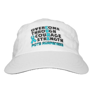 CURE...P.O.T.S. HAT