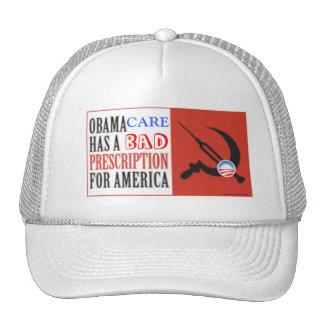 Cure_Prescription Mesh Hats