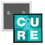 CURE PTSD Cube Pin